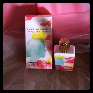 Taylor Swift incredible things Eau de Purfume